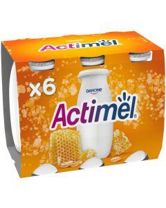 Bebida lact jalea aven actimel p6x100ml