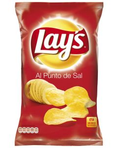 Patatas fritas sal lays 170g