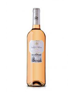 Vino rosado d.o. rioja marqués de riscal 75cl