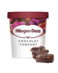 Helado chocolate fondant haagen dazs 500ml