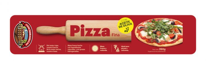 Comprar Base Pizza Casa Tarradellas 26 En Supermercados Mas Online