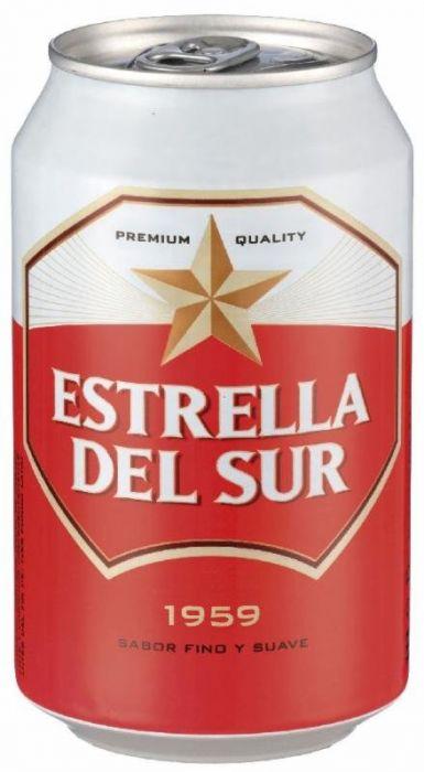Comprar Cerveza Estrella Del Sur Lata En Supermercados Mas Online