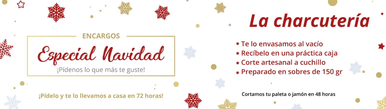 Banner Encargos Especial Navidad Charcutería