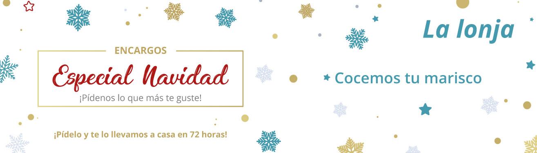 Banner Encargos Especial Navidad La lonja