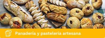 Panaderia y pastelería artesana